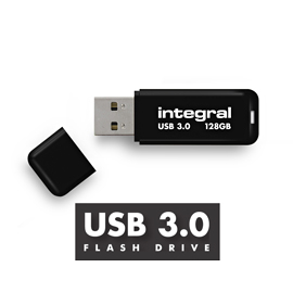 128GB Integral Noir USB 3.0 Flash Driv