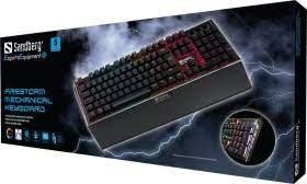 Sandberg FireStorm Mech Keyboard UK