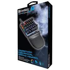 Sandberg RageStorm Mech Gaming Keypad