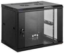 "19"" Wallmount Cabinet, 6U, 370 (h) x 600"