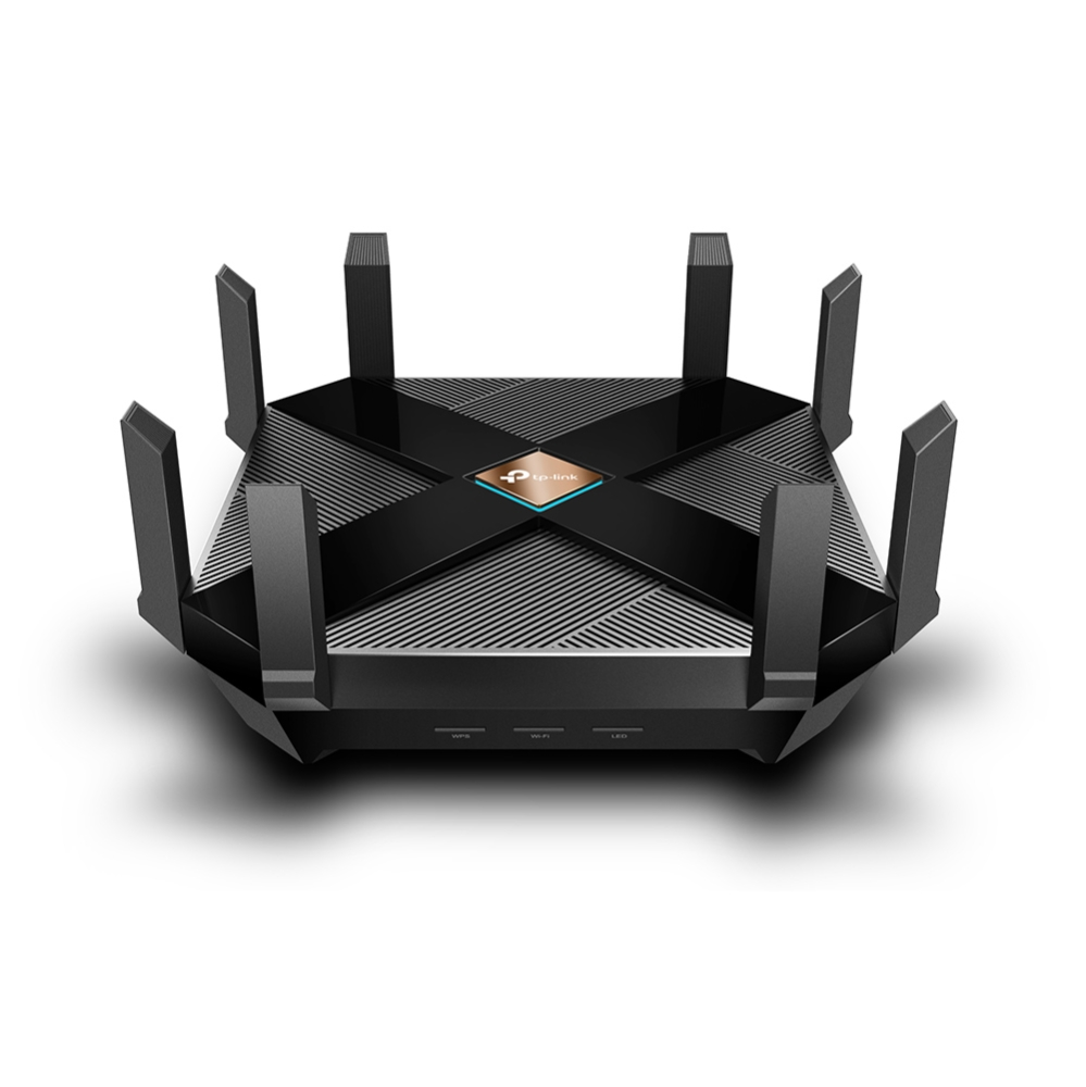 AX6000 Wi-Fi 6 Router, Broadcom 1.8GHz
