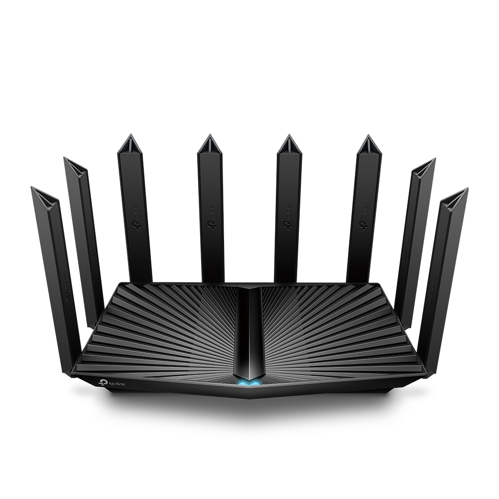 AX6600 Tri-Band Wi-Fi 6 Router SPEED: