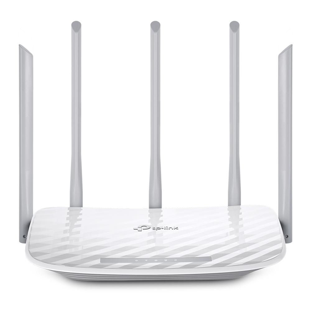 AC1350 Dual-Band Wi-Fi Router, Qualcom