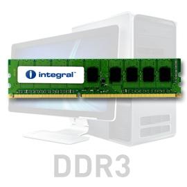 2GB Integral DDR3 Desktop Memory Modul