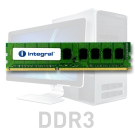 4GB Integral DDR3 Desktop Memory Modul