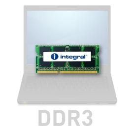 2GB Integral DDR3 Notebook Memory Modu