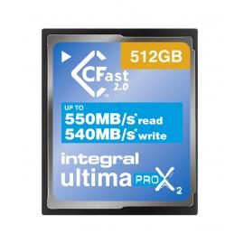 512GB Integral Ultima Pro X2 Cfast 2.0