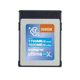 256GB Integral UltimaPro X2 CFExpress