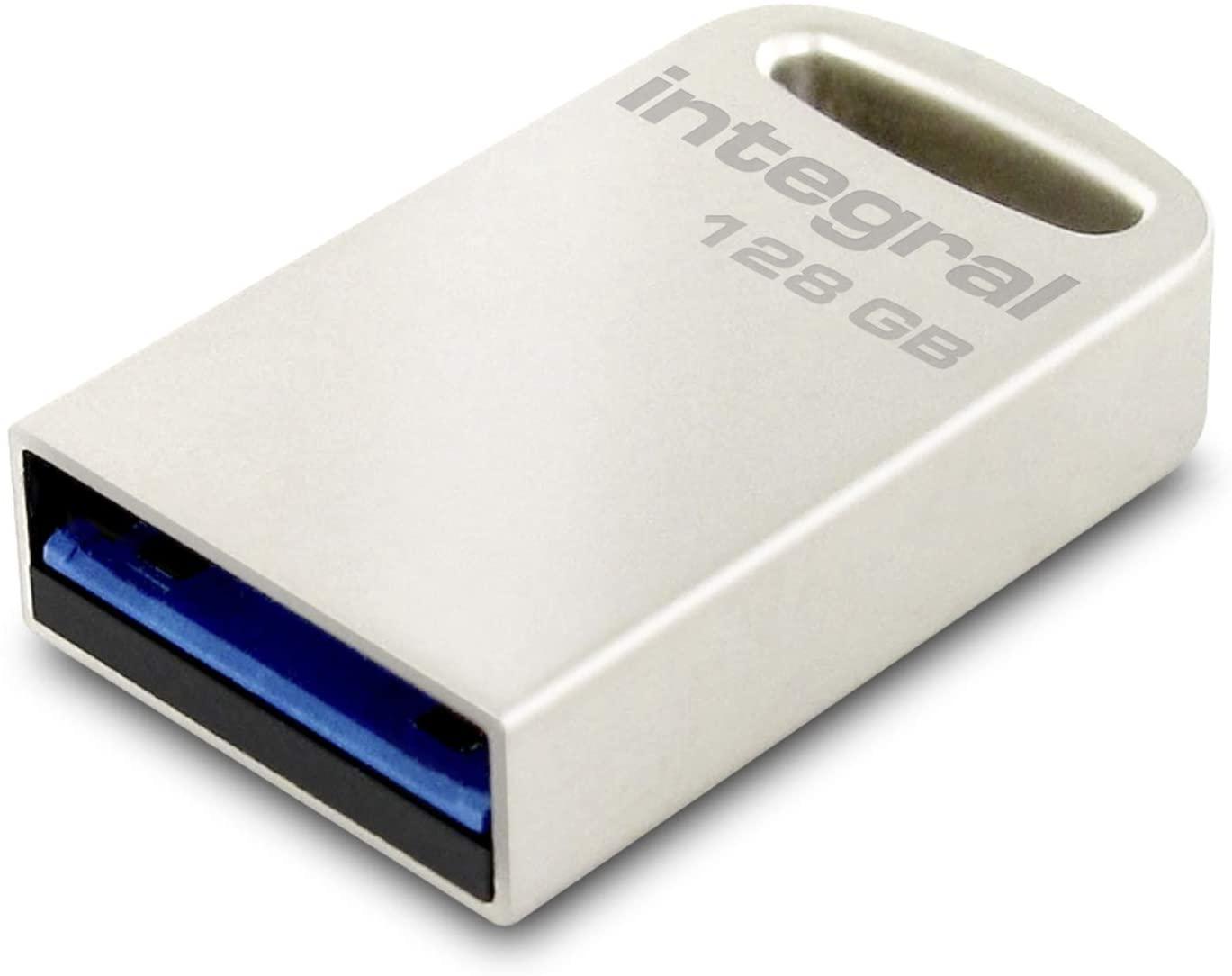 128GB Integral Metal Fusion USB 3.0 Fl