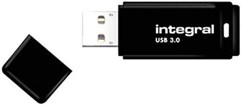16GB Integral Black USB3.0 Flash Drive