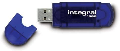 16GB Integral Evo - USB Flash Drive