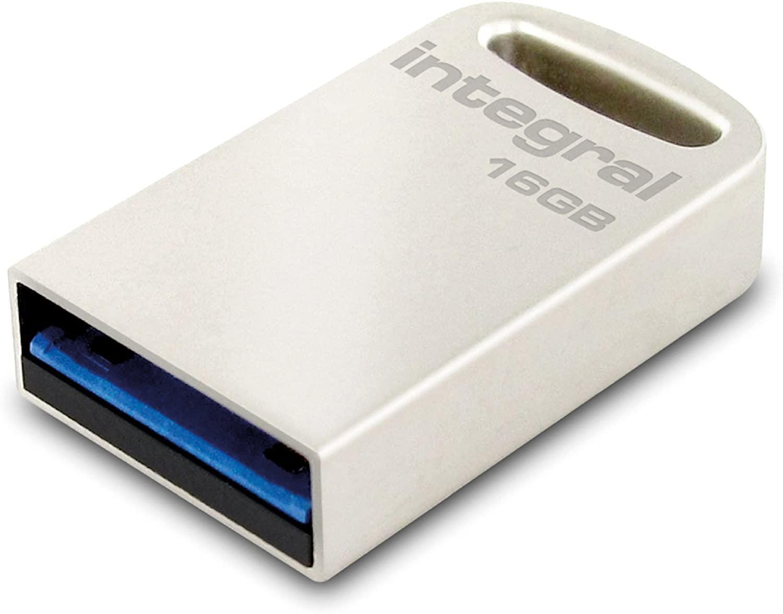 16GB Integral Metal Fusion USB 3.0 Fla