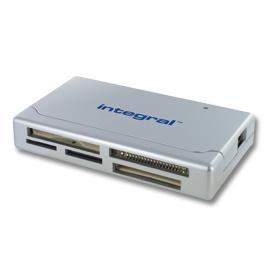 Integral Multi (All in 1) USB Card Rea