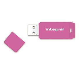128GB Integral Neon USB Flash Drive -