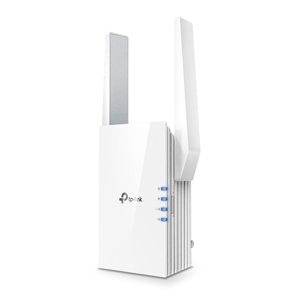 AX1800 Wi-Fi 6 Range Extender SPEED: