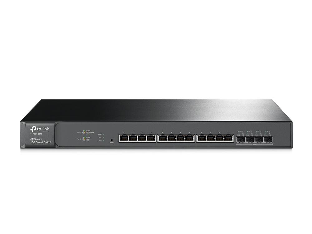 JetStream™ 16-port 10G Smart Switch, 1