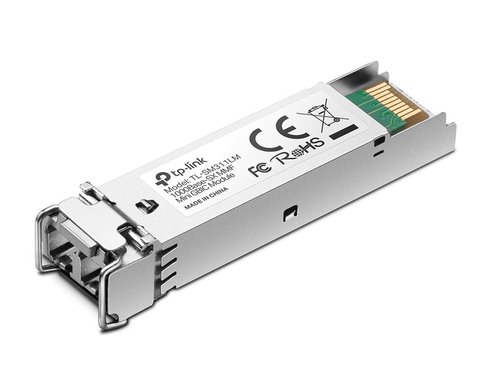 Gigabit SFP module, Multi-mode, MiniGB