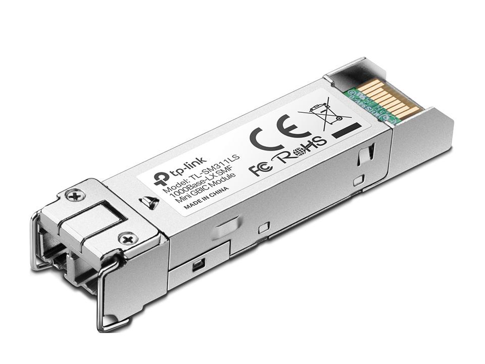 Gigabit SFP module, Single-mode, MiniG