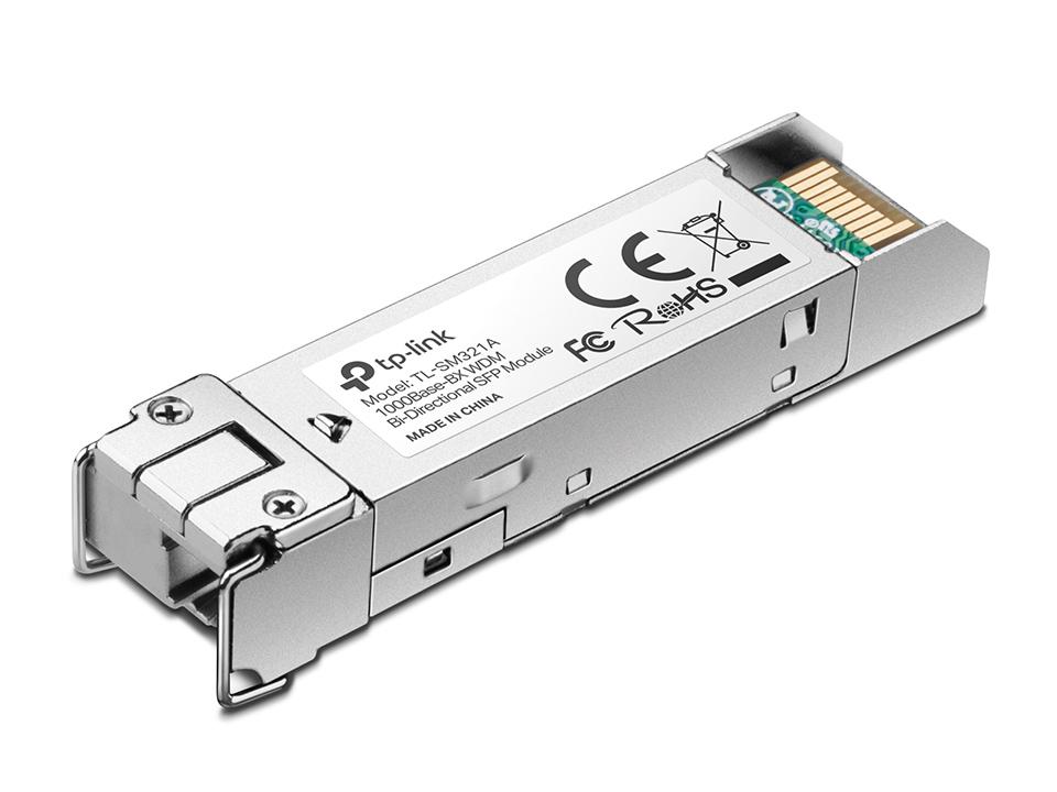 1000Base-BX WDM Bi-Directional SFP Mod