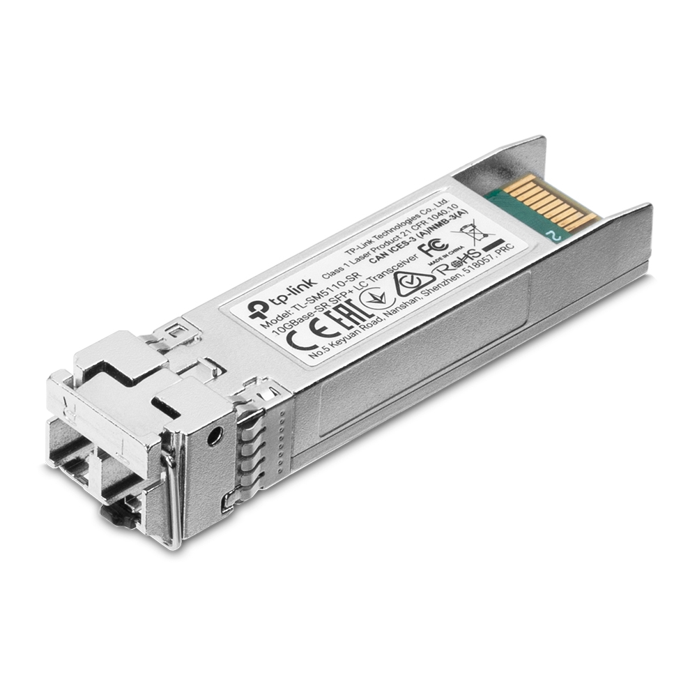 10GBase-SR SFP+ LC Transceiver Multi-
