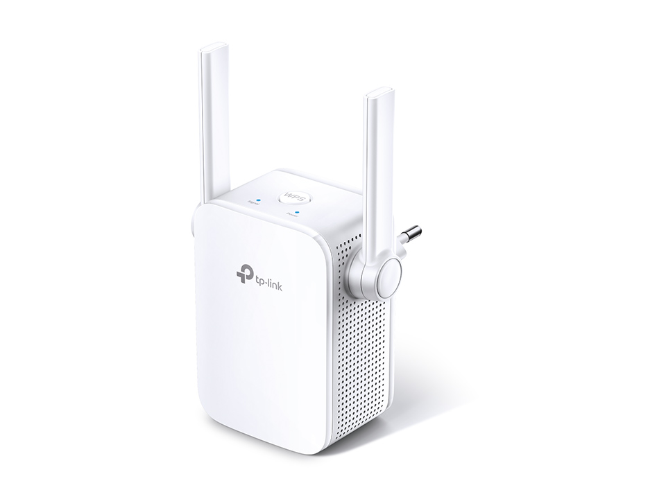 300Mbps Wi-Fi Range Extender, Wall Plu