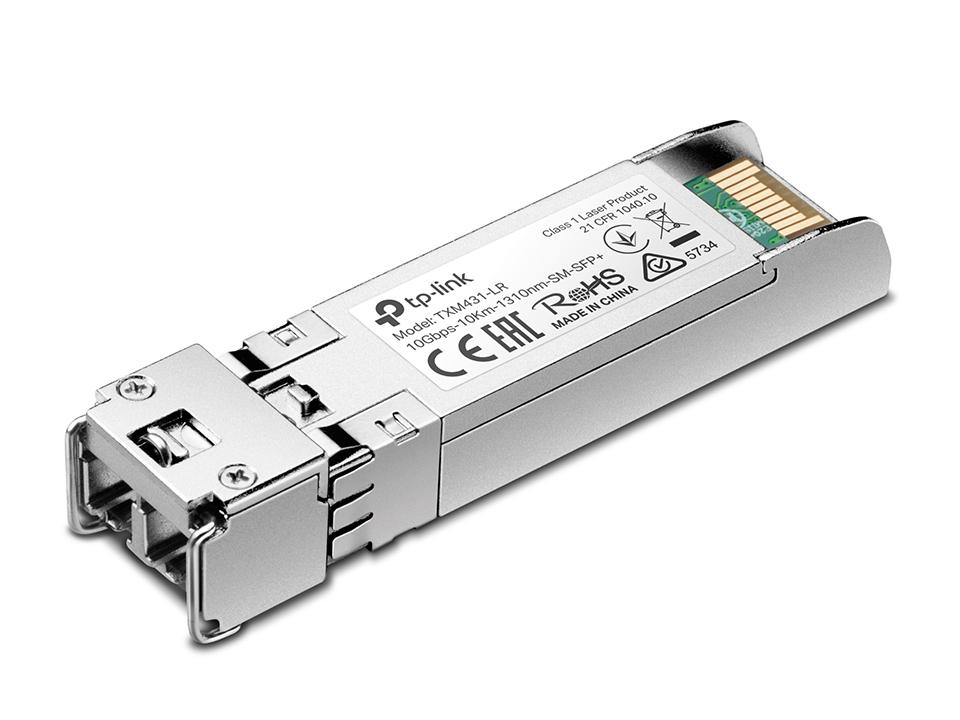 10Gbase-LR SFP+ LC Transceiver, 1310nm