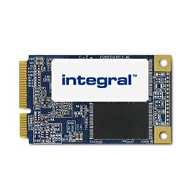 128GB Integral Solid State Drive, mSAT